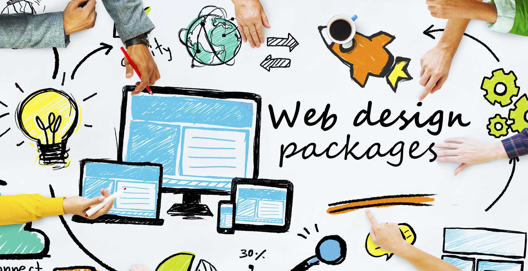 Web Design Agency Packages, Website Design, Web Design, Bath & London