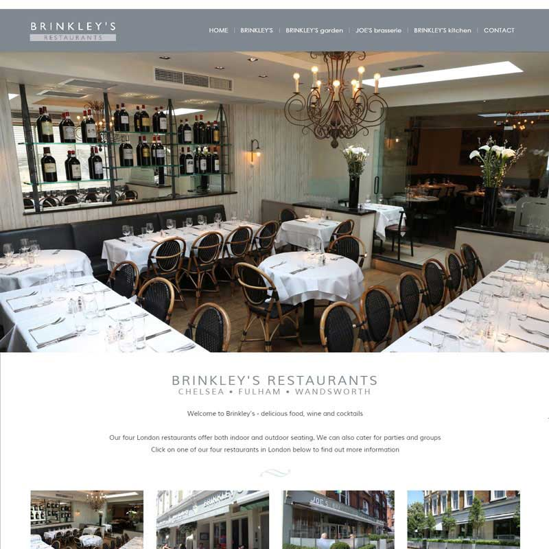 Web Design Agency Portfolio Bath & London, Dsgn One